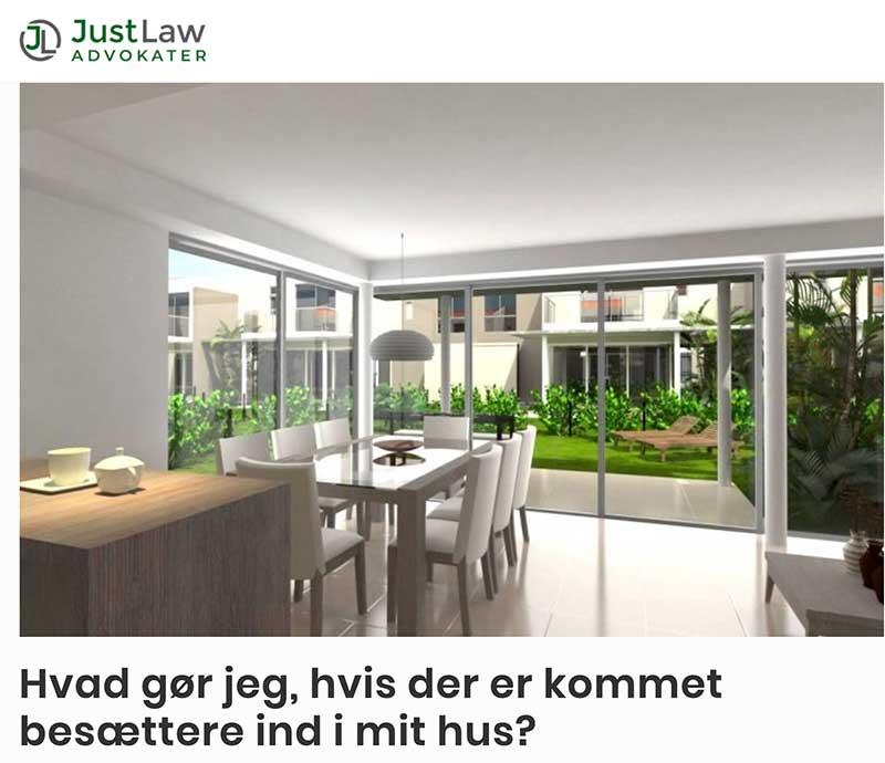 just-law dahls estate