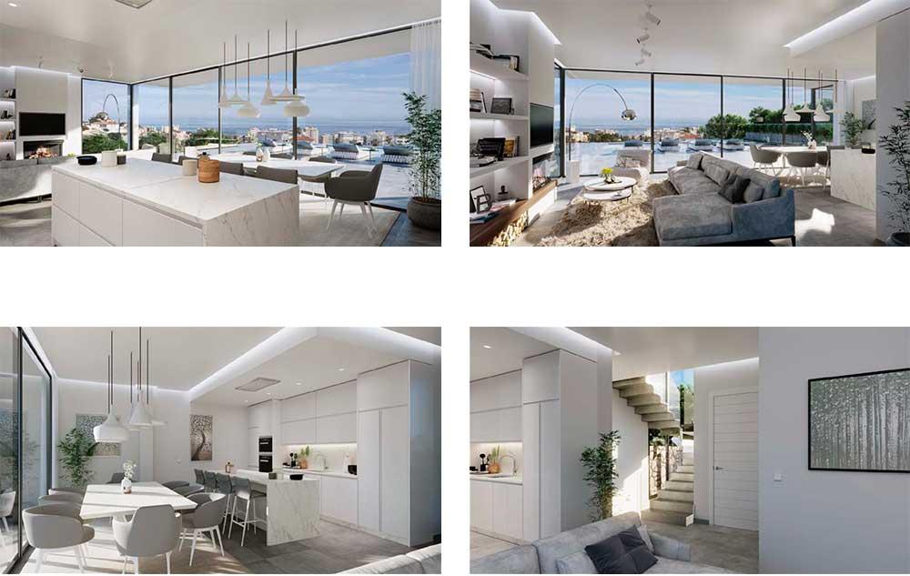 Villa til salg i Spanien