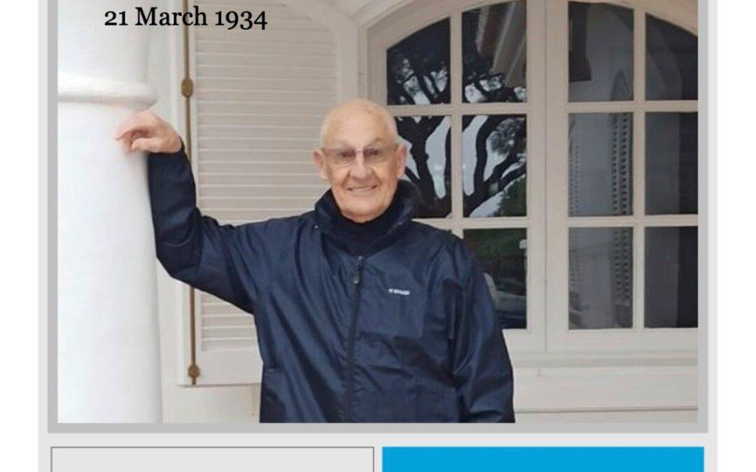 Jeg kender en sej 87 årig…
